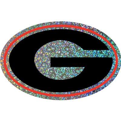 Georgia SDS Design Confetti Decal
