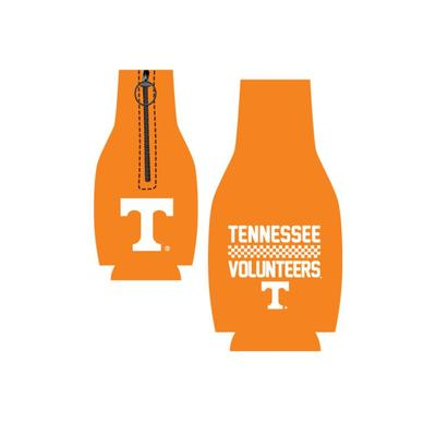 Tennessee Checkerboard Bottle Cooler