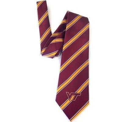 Virginia Tech Woven Tie