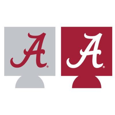 Alabama Home and Away Koozie