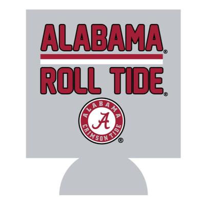 Alabama Bar Logo Koozie