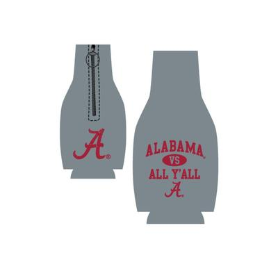 Alabama Vs. All Y'all Bottle Cooler