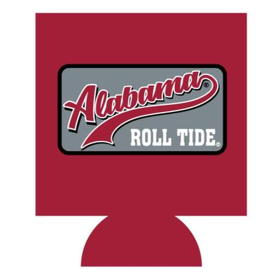 Alabama Patch Can Cooler