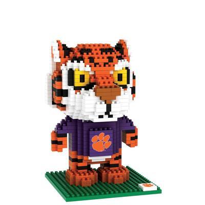 Clemson Kid's BRXLZ Mascot