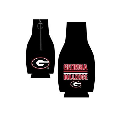 Georgia Bar Logo Bottle Koozie