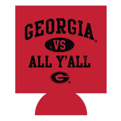 Georgia Vs. All Y'all Can Cooler