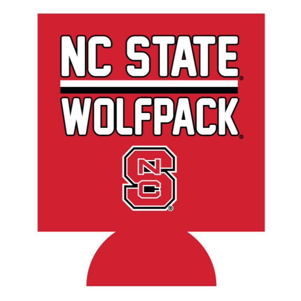 Nc State Bar Logo Koozie
