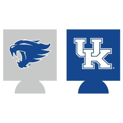 Kentucky Home and Away Koozie