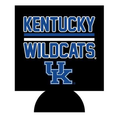 Kentucky Bar Logo Can Cooler