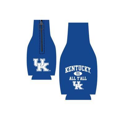 Kentucky Vs. All Y'all Bottle Cooler
