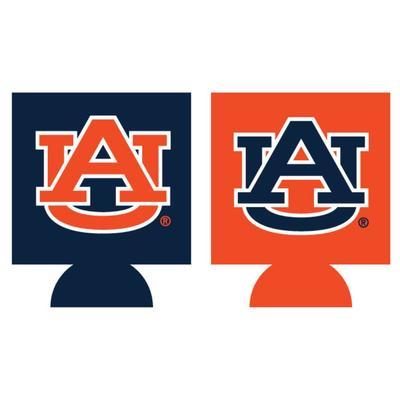 Auburn Home and Away Koozies