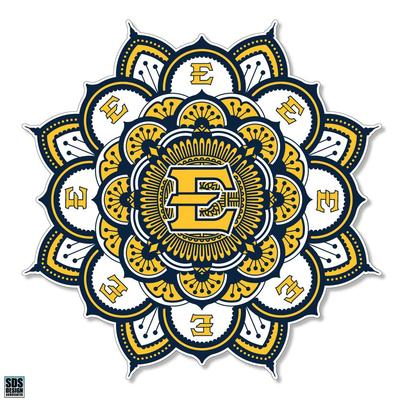 ETSU SDS Design Kaleidoscope Decal