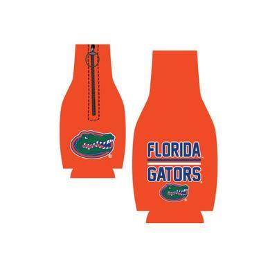 Florida Gators Bar Logo Bottle Cooler