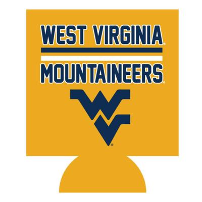 West Virginia Bar Logo Koozie