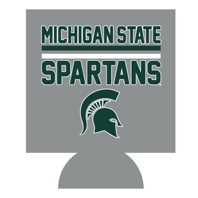 Michigan State Bar Logo Koozie