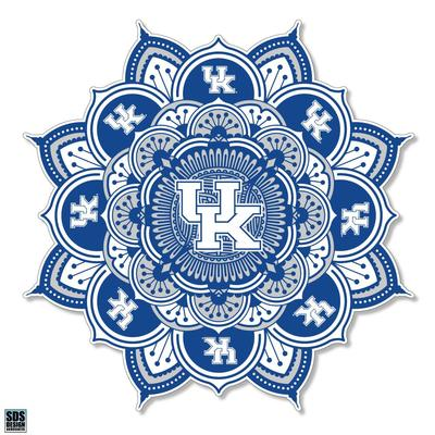 Kentucky SDS Design Kaleidoscope Decal