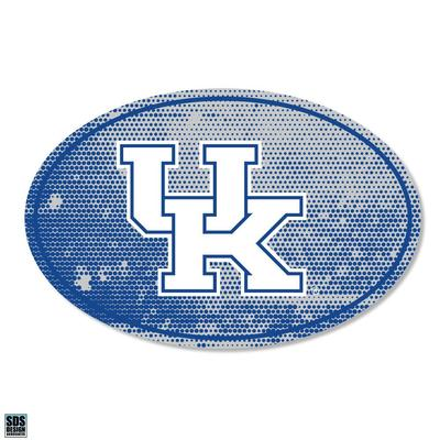 Kentucky SDS Design Halftone Decal