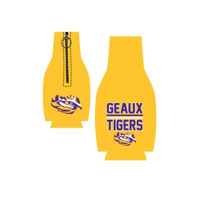 LSU Bar Logo Bottle Cooler