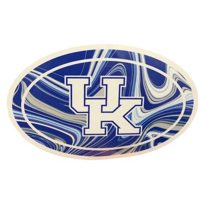 Kentucky SDS Design Marble Decal