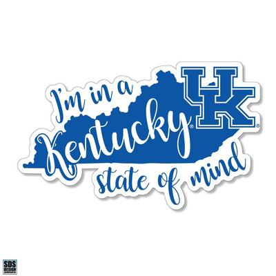 Kentucky SDS Design State of Mind Decal