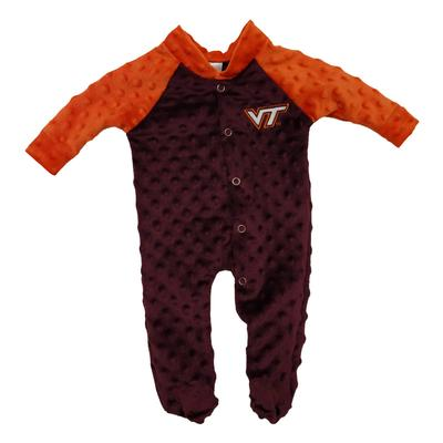 Virginia Tech Infant Cuddle Bubble Creeper