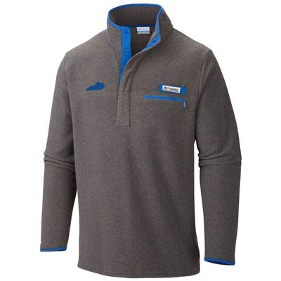 Kentucky 1/4 Zip State Fleece Pullover