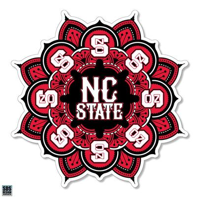 NC State SDS Design Kaleidoscope Decal