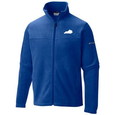 Kentucky Columbia Flanker Full Zip Jacket