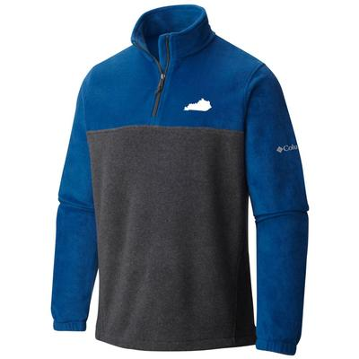Kentucky Columbia Flanker 1/2 Zip Jacket