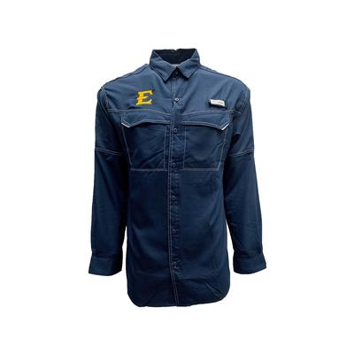 ETSU Columbia Offshore L/S Shirt