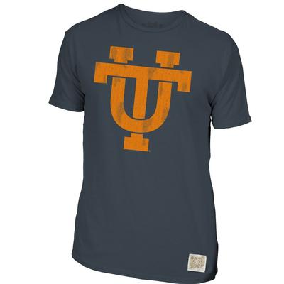 Tennessee Retro Brand Interlock Slub Tee