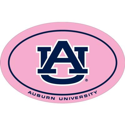 Auburn SDS Design Pink AU Magnet