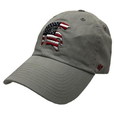 Michigan State '47 Clean Up OHT Cap
