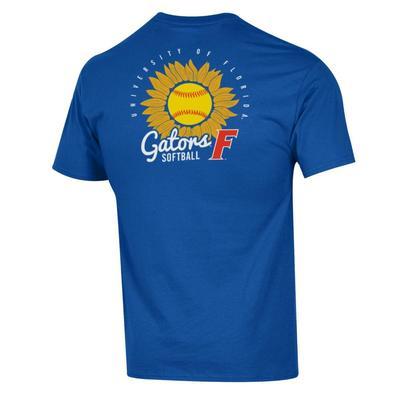 Florida Softball Sunflower 2 Location 2 For $28 Tee
