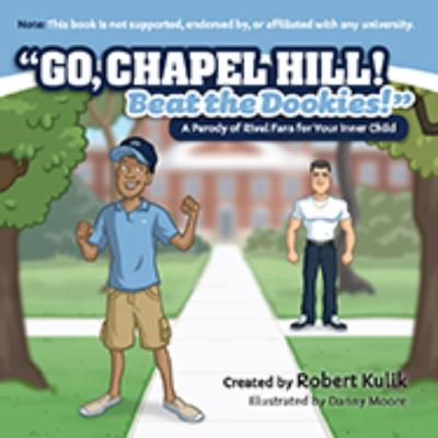 Go Chapel Hill Children's Book