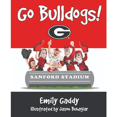 Go Bulldogs! Children's Book
