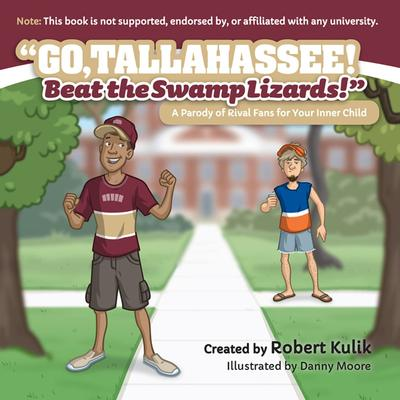 Go, Tallahassee! FSU Children's Book