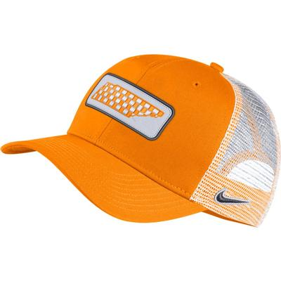Tennessee Nike Adjustable Alt Logo C99 Trucker Hat