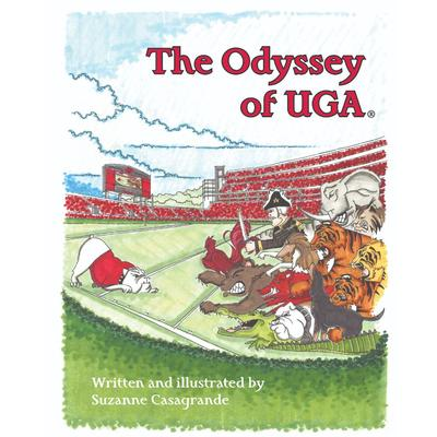 The Odyssey of UGA by Suzanne Casagrande