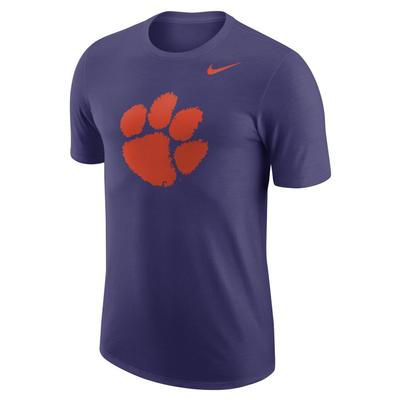 Clemson Nike Dri-Fit Short Sleeve Tee