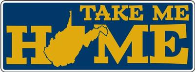 Take Me Home 6' Decal