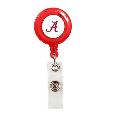 Alabama Retractable Badge Holder