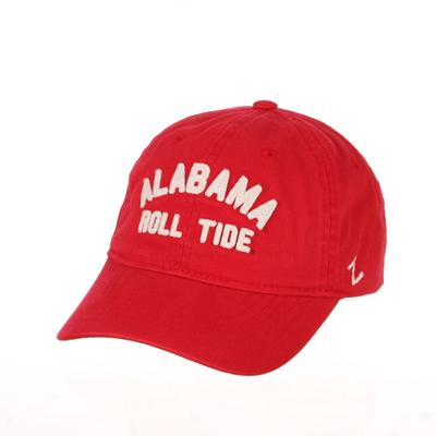 Alabama Zephyr Chain Stitched Crew Cap