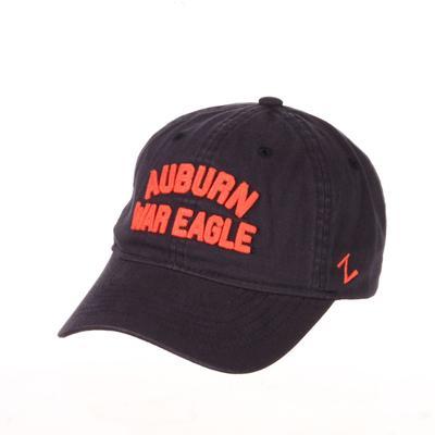 Auburn Zephyr Chain Stitched Crew Cap