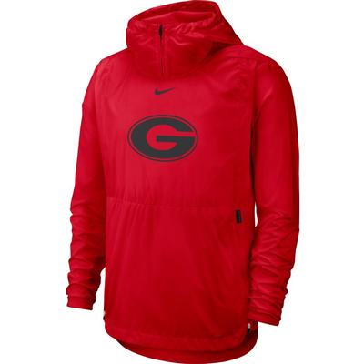 Georgia Nike Repel Player Jacket