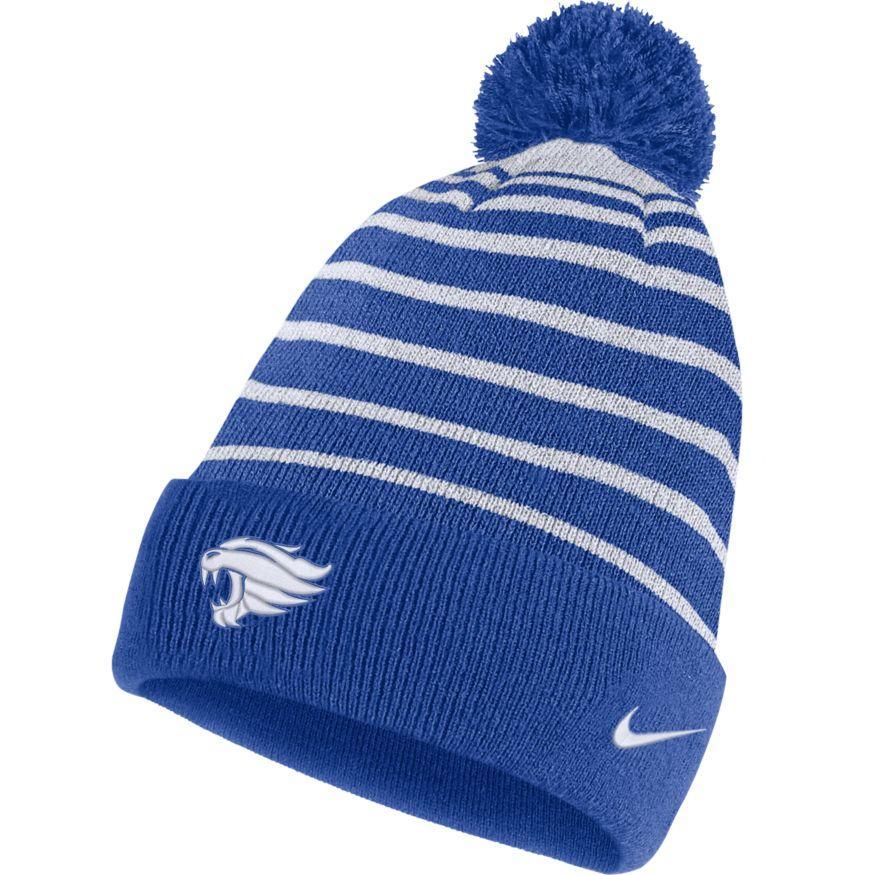 Kentucky Wildcats Nike Striped Beanie