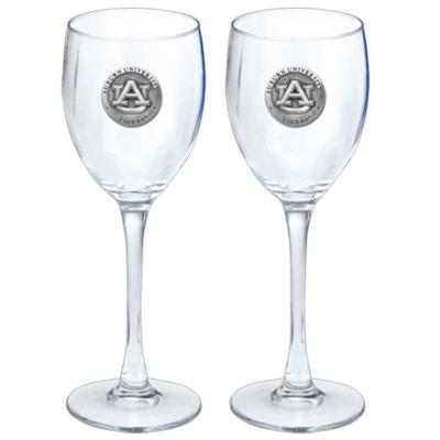 Auburn Heritage Pewter Wine Glasses