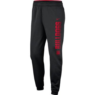 Georgia Nike Men's Therma Tapered Pant