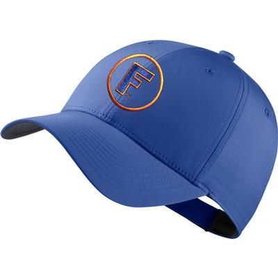 Florida Nike Golf Circle F Legacy Adjustable Tech Cap