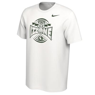 Michigan State Nike Izzone Short Sleeve T-Shirt